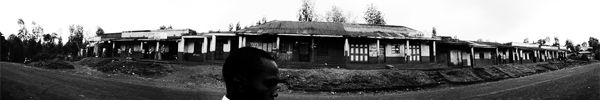 Africa Village – London 2012 Olympics