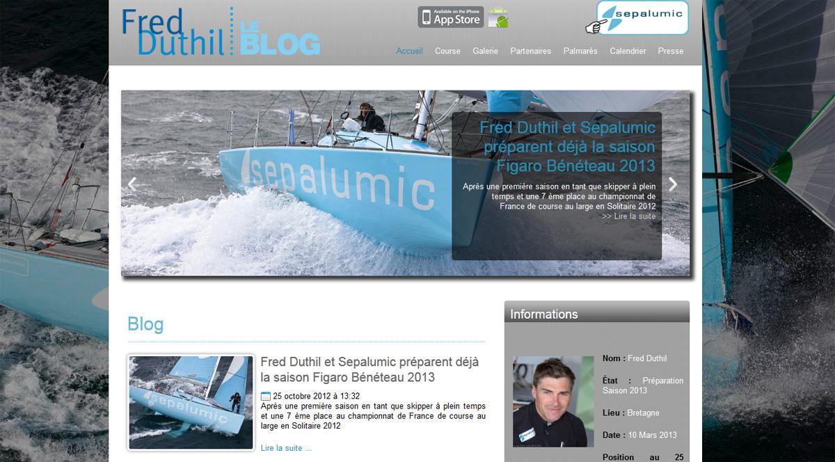 Fred Duthil Blog