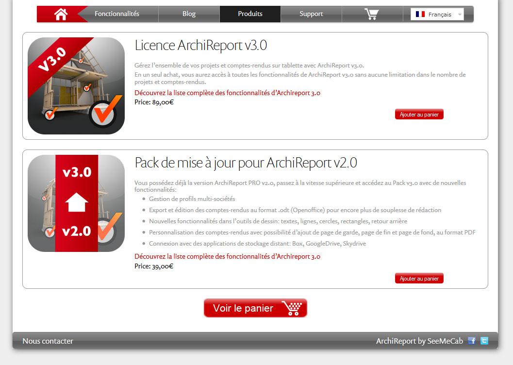 Archireport - L'assistant numérique de vos chantiers 2